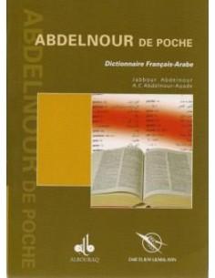 Dictionnaire Abdel-Nour de poche / Français-Arabe