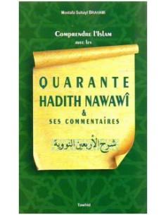 Quarante hadith Nawawî (Relié)