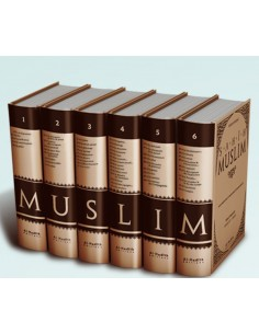 Sahih Muslim 6 tomes