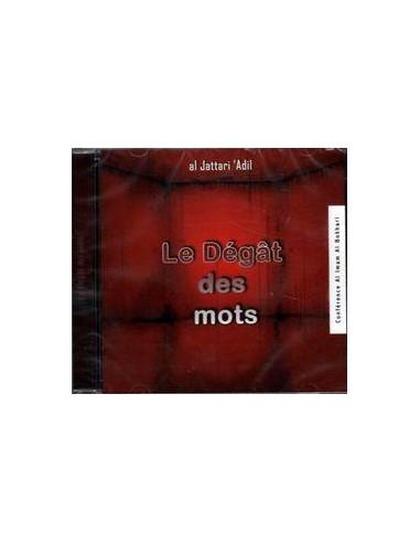 CD - Le Dégât Des Mots