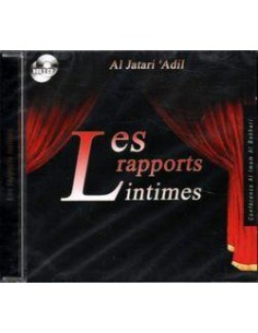 CD - Les Rapports Intimes (2 CD)