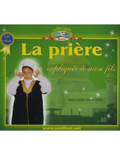 CD La prière expliquée à mon fils