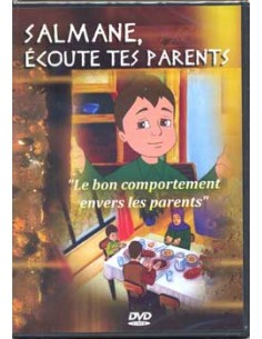 Salmane écoute tes parents (dessin animé)dvd