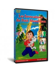 Les invocations du petit musulman (dessin animé) dvd
