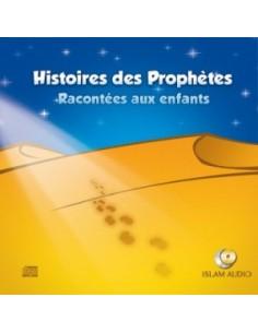 CD Histoire des prophètes racontées aux enfants