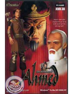 Les aventures de ahmed CD ROM