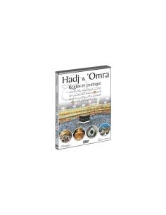 Hadj et 'Omra (DVD - Nouvelle version) - Règles et Pratique