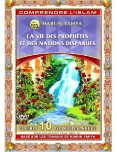 Coffret 10 DVD : Histoires des prophètes et des nations disparue