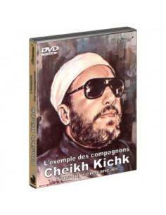 DVD L'exemple des compagnons - Par Cheikh Abdelhamid Kichk (Sous-titré en français)