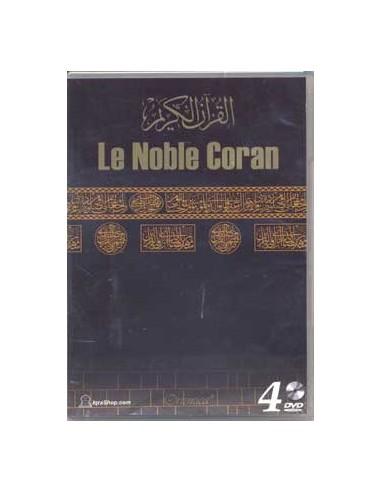 DVD Le Noble Coran 4 DVD