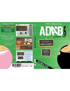 DVD AdabéO Saison 1