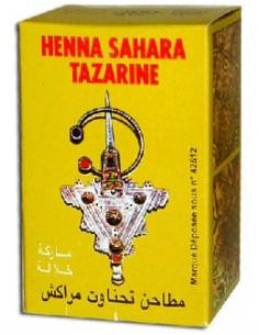 Henne 100% Naturel Sahara Tazarine