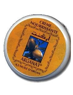 Crème nourissante à l'huile d'Argan vierge - Arganat