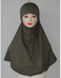 Hijab 2pcs 100% cotton
