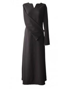 Jilbab - Noir / Zwart