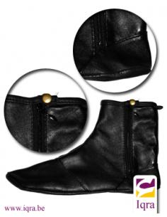 Chaussette en cuir /Khouffayn