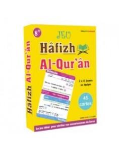 Hâfizh Al Qur'ân (Jeu de cartes autour du Coran : 2 à 6 joueurs