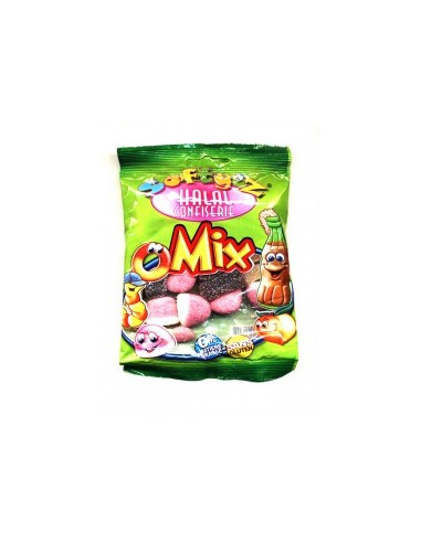 Bonbons halal - Mix - Softy'z - 100gr