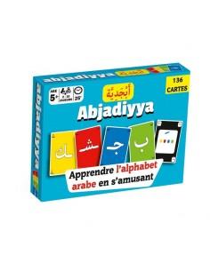 Jeux de cartes - Abjadiyya