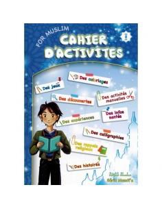 Cahier d'activités for muslim (Dès 8 ans)