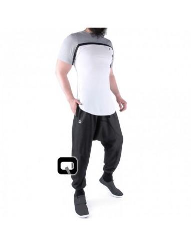Saroual Jogging Qaba'il Noir