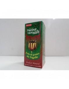 Huile de nigelle-sweet sunnah 125ml