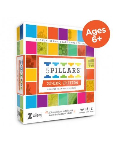 Jeu de société « 5 piliers » Edition Junior (Age +6)